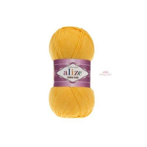 Cotton Gold 216 - sötét sárga