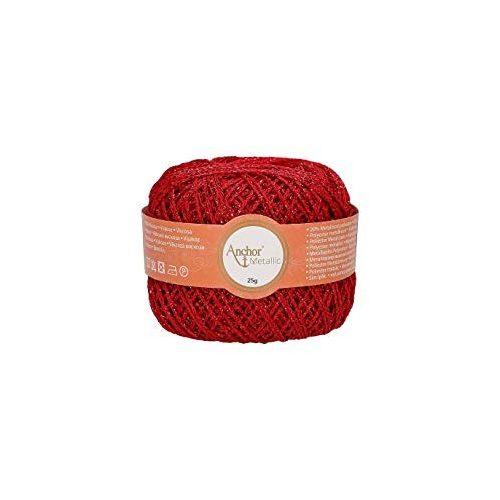 Anchor Metallic 318 - piros