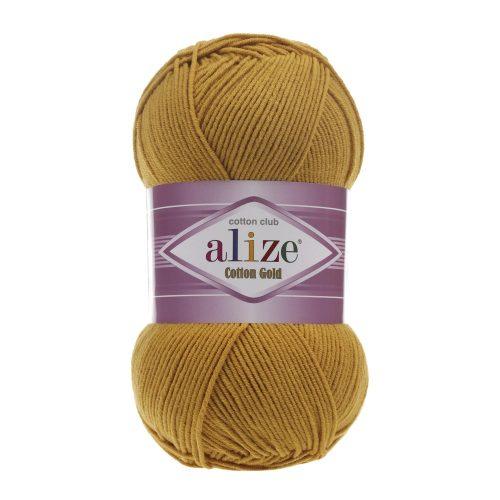 Cotton Gold 02 - rozsdavörös