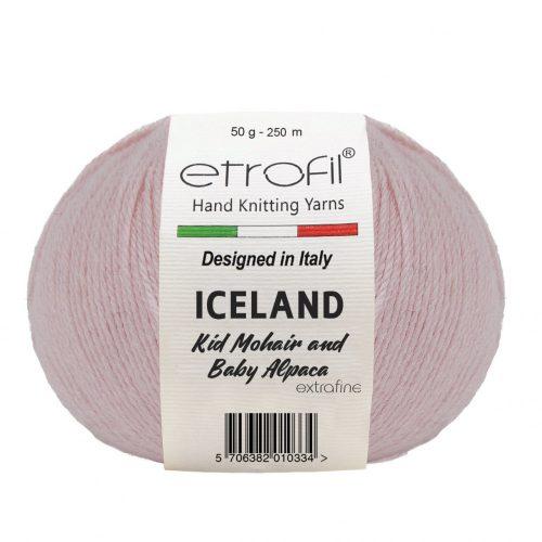 Iceland 04060 - rózsaszín