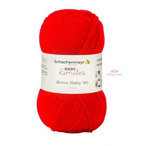 Baby Smiles Bravo Baby 185 - piros