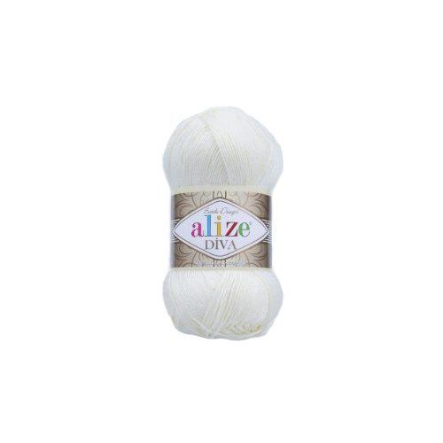 Diva Silky Effect 1055 - gyöngy fehér