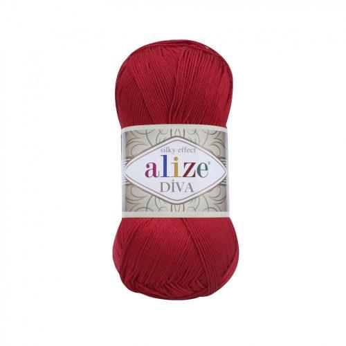 Diva Silky Effect 106 - piros