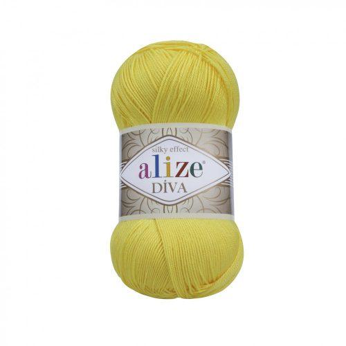 Diva Silky Effect 110 - sárga