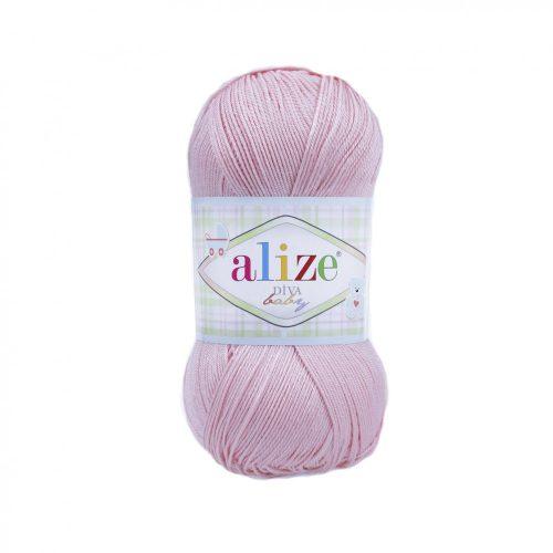 Diva Baby 143 - púder rózsaszín