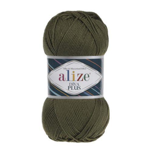 Diva Plus 273 - olíva zöld
