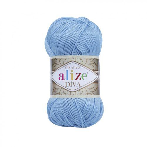 Diva Silky Effect 346 - baba kék