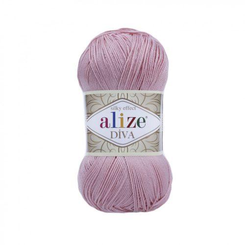 Diva Silky Effect 363- szatén rózsaszín