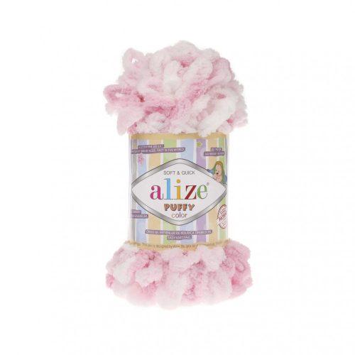 Puffy 5863 - rózsaszín és fehér