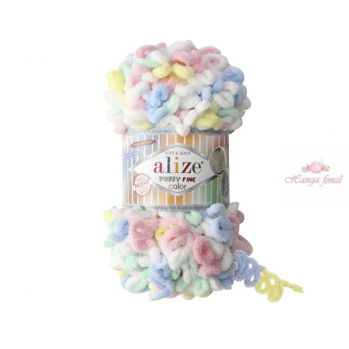 Puffy FINE 5949 - multicolor