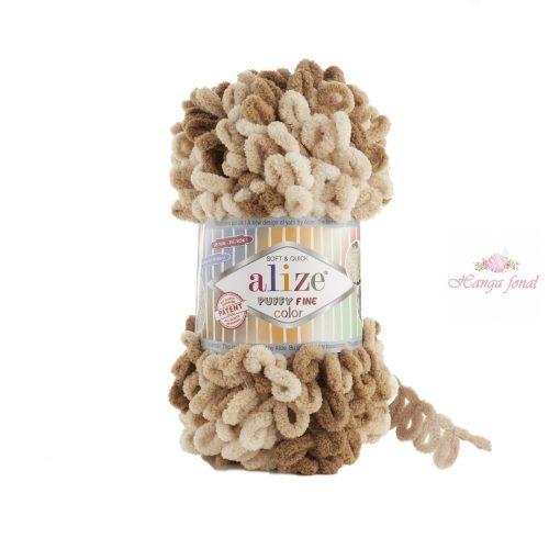 Puffy FINE 6066 - barna árnyalatai