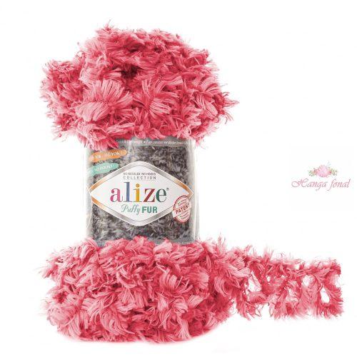 Puffy FUR 6115 - pink