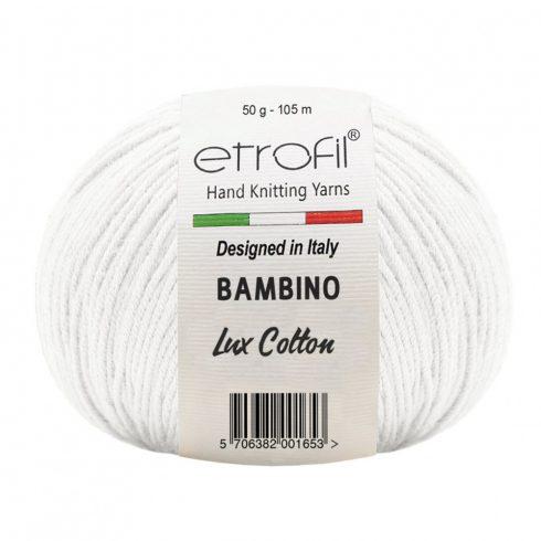 Etrofil Bambino Lux Cotton 70019