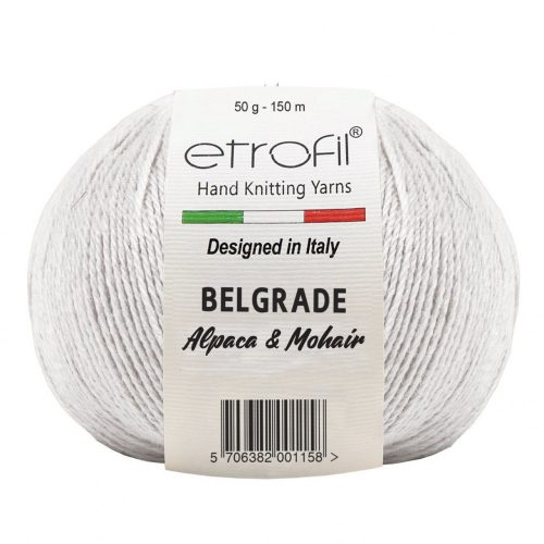 Belgrade 70027 - fehér