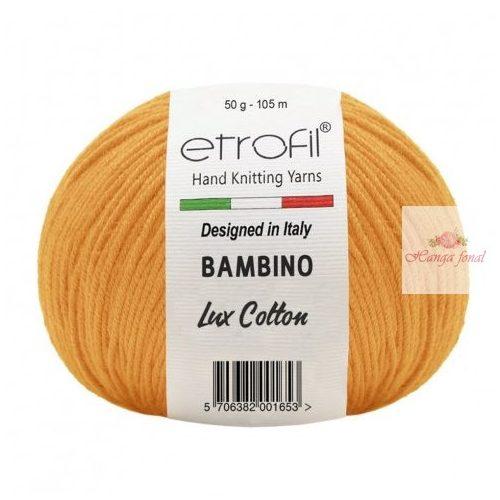 Bambino Lux Cotton 70220 - narancs