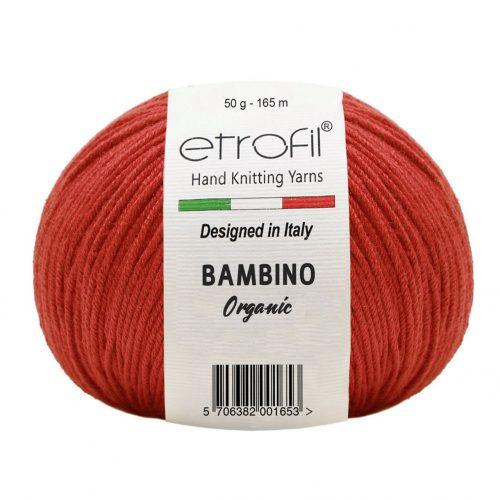 Bambino Organic 70307 - piros