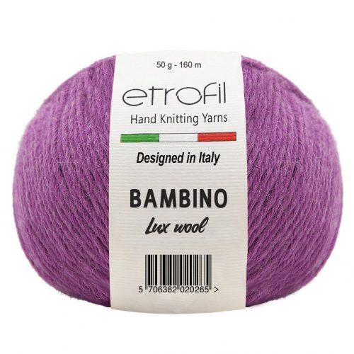Bambino Lux Wool 70315 - fukszia