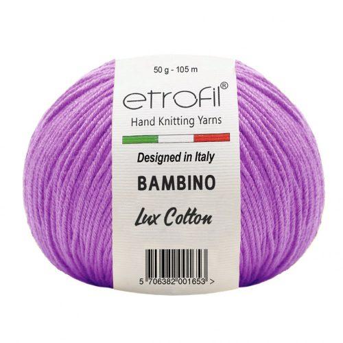 Bambino Lux Cotton 70326 - fukszia