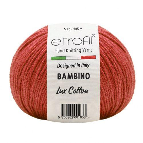 Bambino Lux Cotton 70328 - piros
