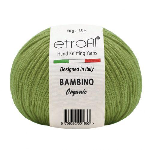 Bambino Organic 70405 - fű zöld