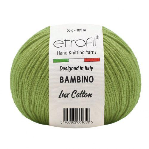 Bambino Lux Cotton 70413 - világos zöld