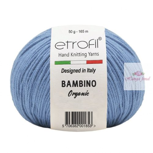 Bambino Organic 70512 - kék