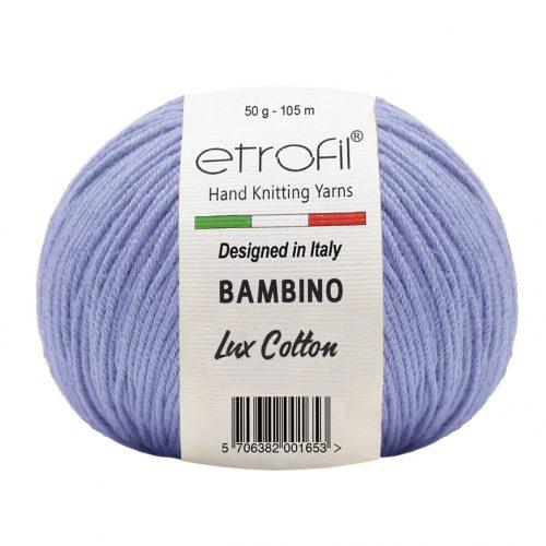 Bambino Lux Cotton 70524 - kék