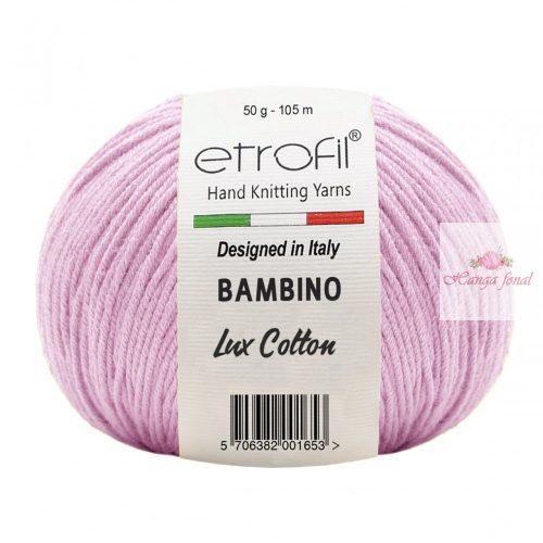 Bambino Lux Cotton 70611 - lila