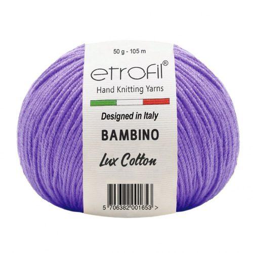 Bambino Lux Cotton 70612 - lila