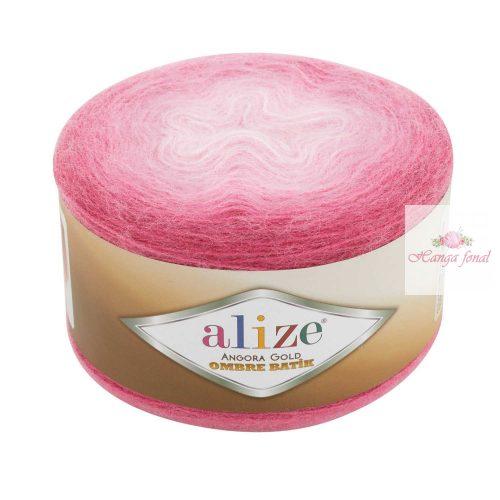 Angora Gold Ombre Batik 7357 - rózsaszín
