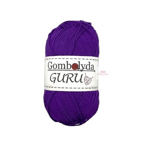 Guru 7431 - padlizsán lila
