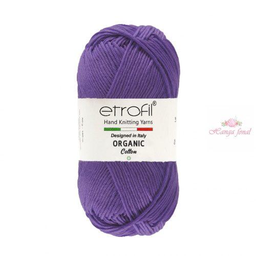 Organic Cotton EB001 - sötét lila