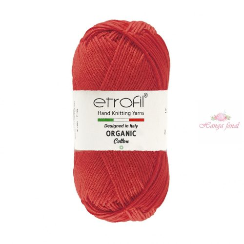 Organic Cotton EB005 - piros