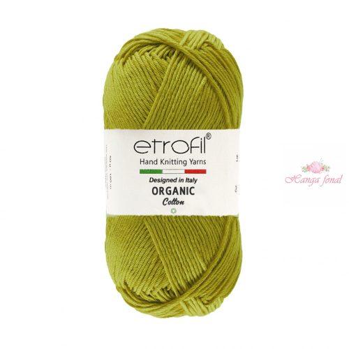 Organic Cotton EB027 - olajzöld