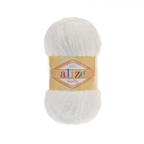 Softy 450 - gyöngy fehér