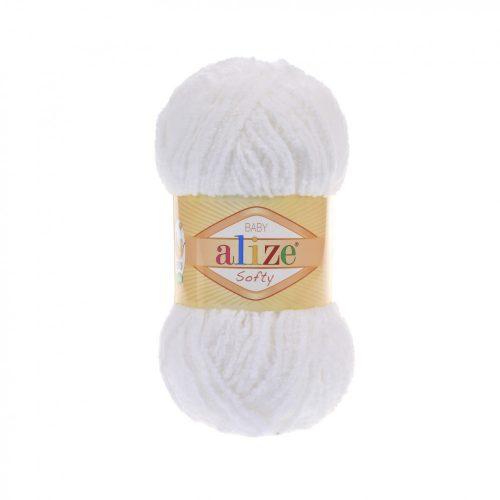 Softy 55 - fehér
