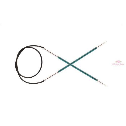 KnitPro Royale körkötőtű 3,5 mm aqua